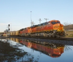 BNSF Reflections