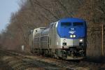 Amtrak Southbound