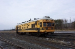 Sperry Rail Car # 138 in Ingace,Ontario on November 11,2007