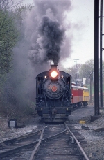 PRR 1223 starts the return run