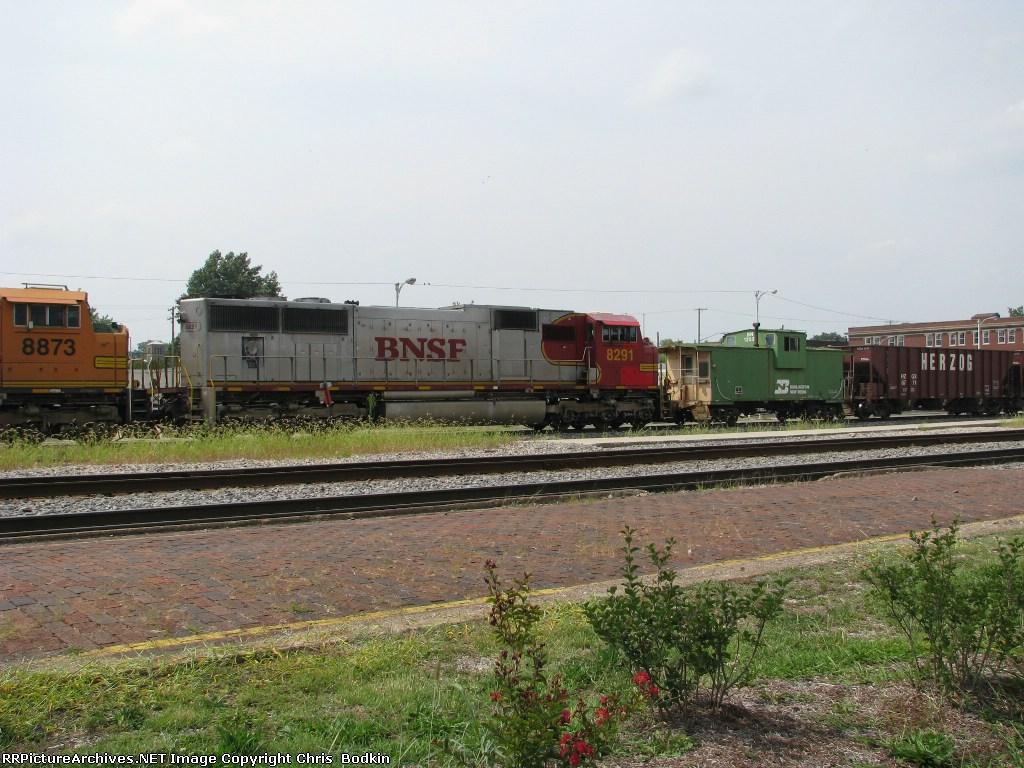BNSF 8291