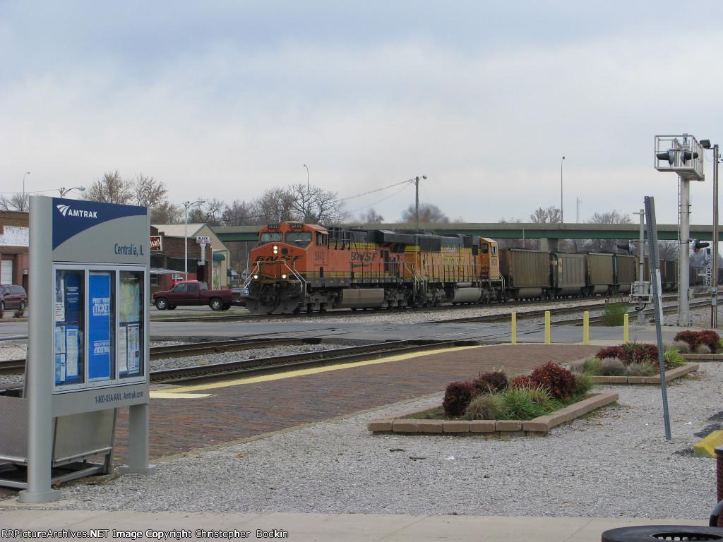 BNSF 5943