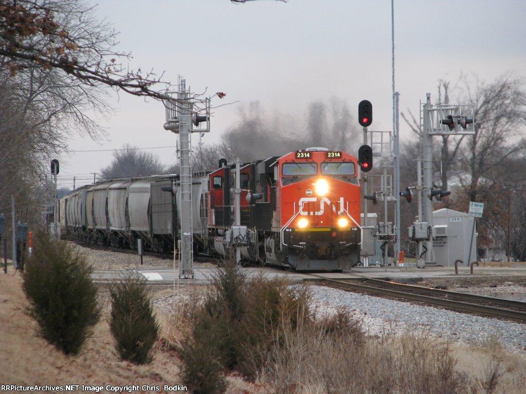 CN 2314