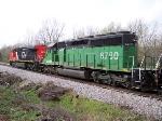 BNSF 6780
