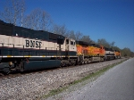 BNSF 9752