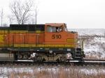 BNSF 510