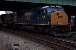 CSX 4812 rolls out