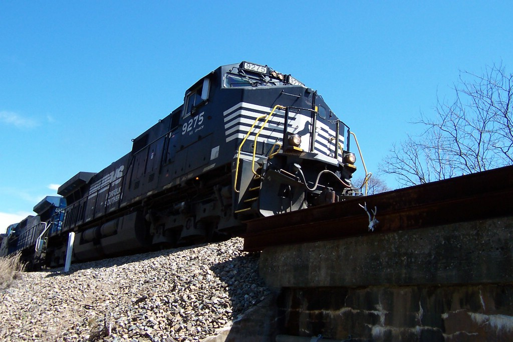 NS 9275 from a different angle
