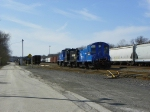 Norfolk Southern Abrams Yard