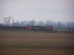 BNSF 760