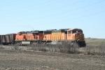 BNSF 9895