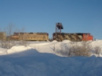 A COLD WINTER MOURNING FOR RAILFANING