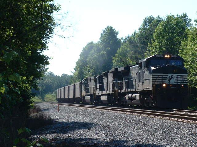 NS Train 721