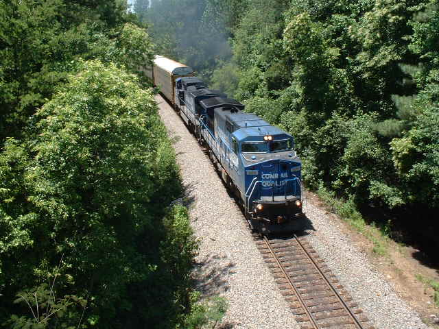 NS Train 282
