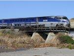 Amtrak 458 at Trestles - San Clemente California
