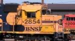 BNSF 2854