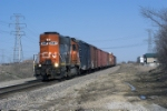 CN yard job returns to Joliet Yard after switching Smurfitt-Stone