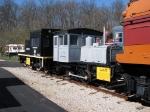 City of St.Louis Whitcomb locomotive