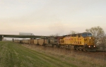 Eastbound UP coal under I-70