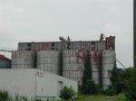 Old silos