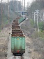 The longest GRE train in years heads east