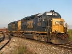 CSX 6939 & 2316