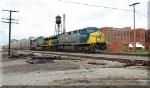 CSX 5005 & CSX 677