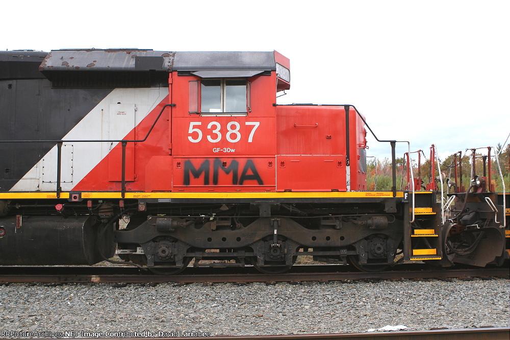 MMA 5387