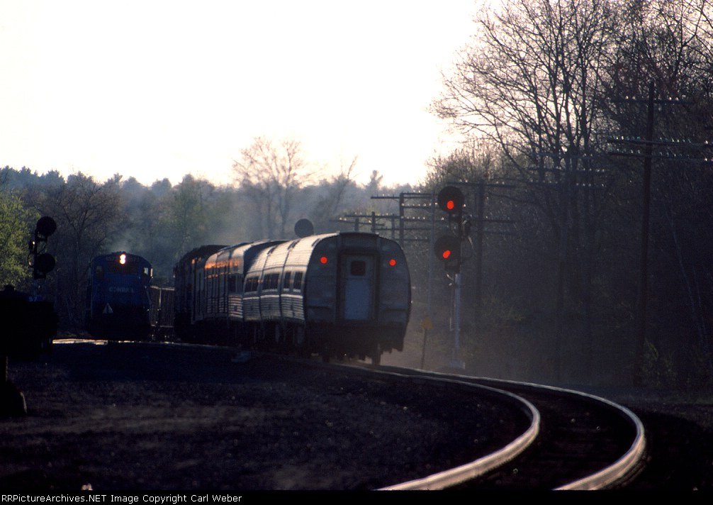 (6) SEPW and Amtrak