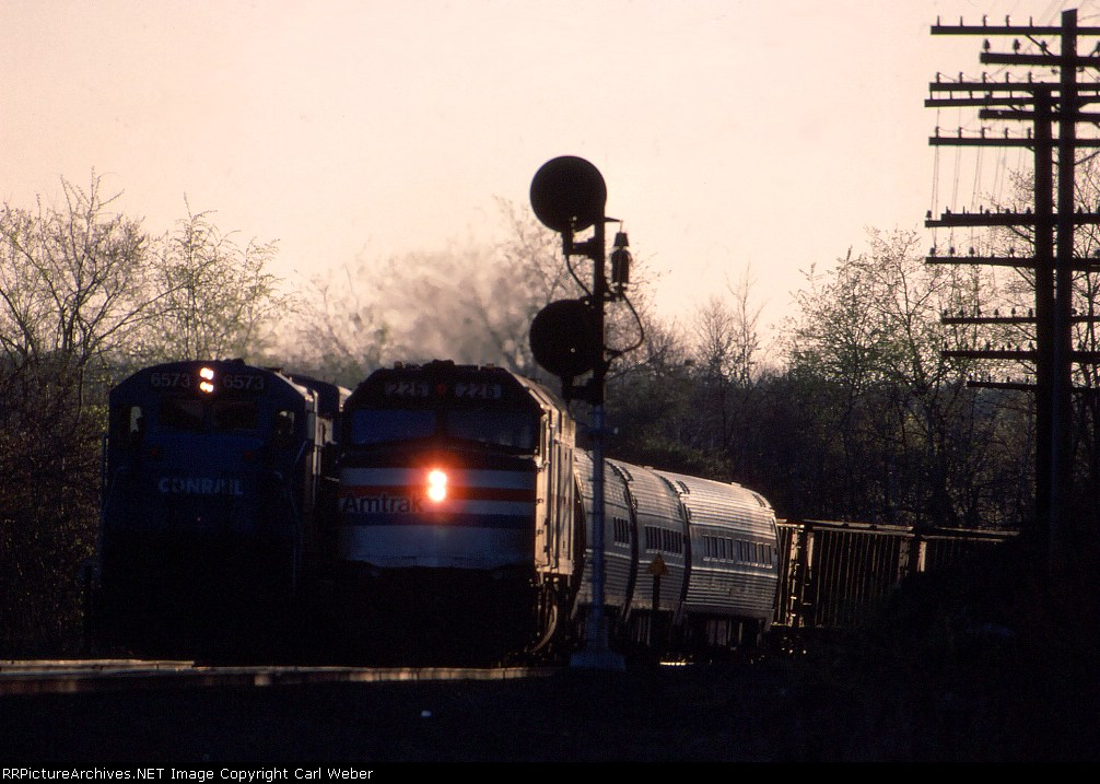 (8) SEPW and Amtrak