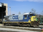 CSXT 5911 In The Ready Track