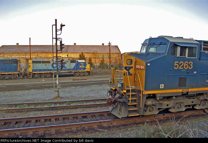 CSX 5263