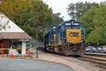 W001 track geometry train