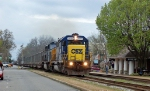 A SD40-2??? Wowsers!!