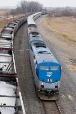 Amtrak 84 East