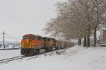 BNSF 5664 East on the K Line