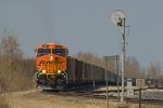 BNSF 5861 West
