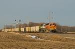 BNSF 6232 West