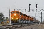 BNSF 9187 West