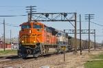BNSF 9343 West