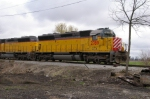 CITX 2789 ON INRD UNIT COAL TRN ON INDIANA EASTERN