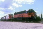MILW SD40-2 130