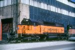 MILW SD40-2 164