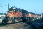 MILW SD40-2 194