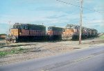 MILW SD40-2 200