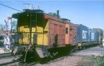 MILW Caboose 992101