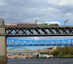 Sunday afternoon on the Tyne