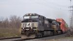 NS C40-9W 9703 & C40-9W 9776 at boundbrook