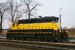 NYSW SD40-2 3018 in local service on the WS2