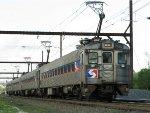 SEPTA Train 373